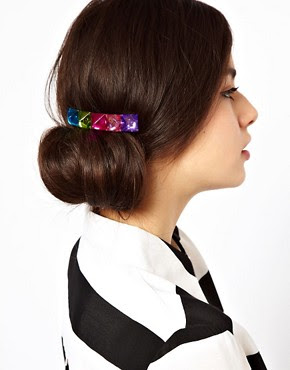 Image 1 of ASOS Jewelled Barrette