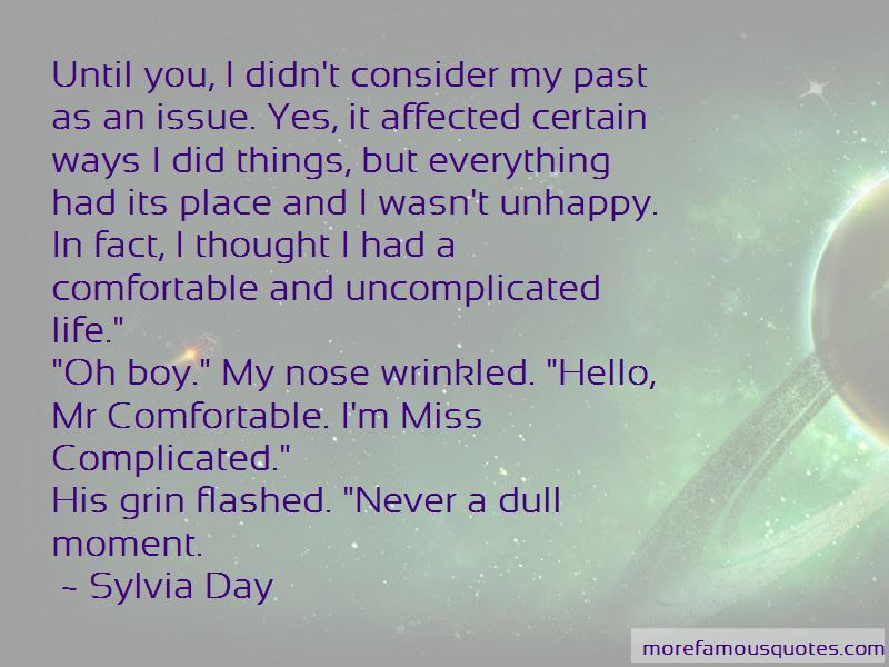 Quotes About Uncomplicated Life Top 21 Uncomplicated Life Quotes
