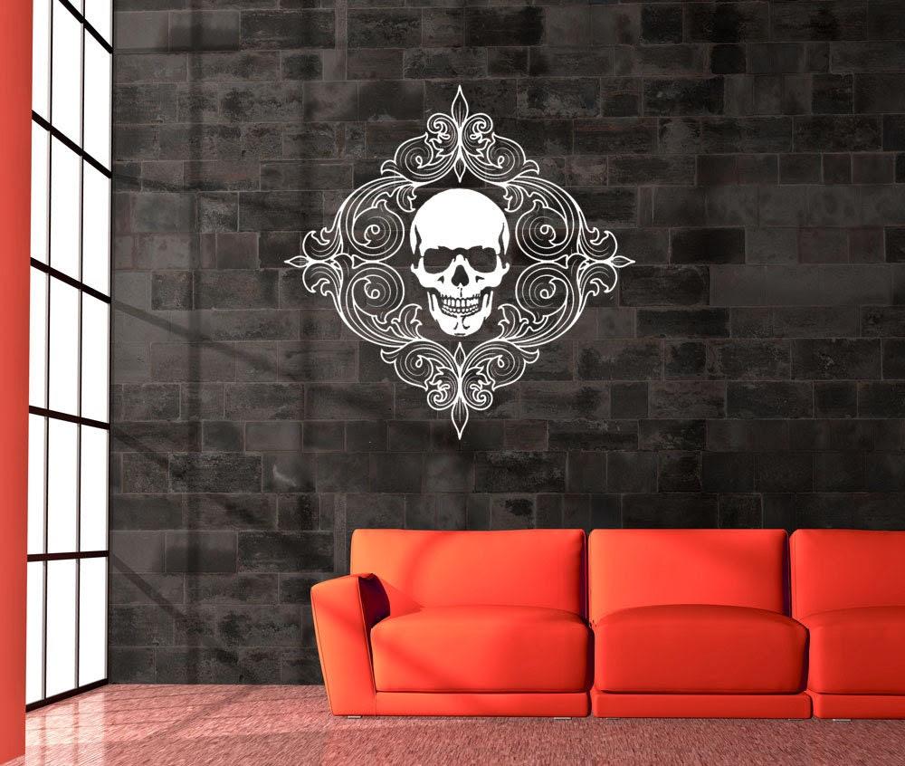 Popular items for sugar skull decor on Etsy