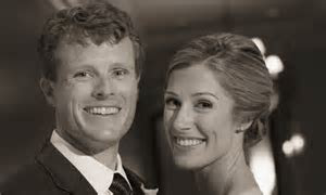 Joseph Kennedy marries Harvard sweetheart in stunning