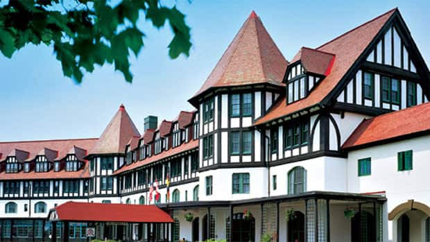 The Tudor-style hotel originally opened in 1889. (Fairmont.com)