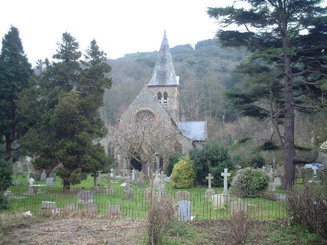 All Saints Church Clevedon Adrian And Janet Quantock Cc