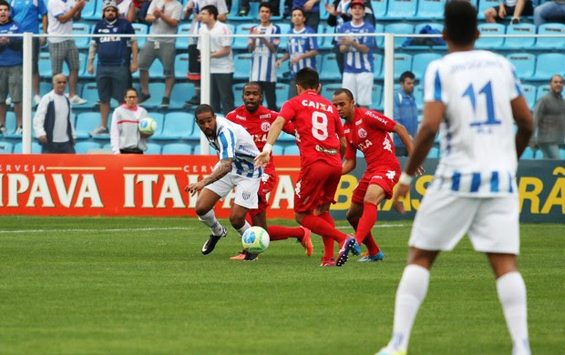 Eduardo Neto Avaí x América-RN (Foto: Jamira Furlani/Avaí FC)