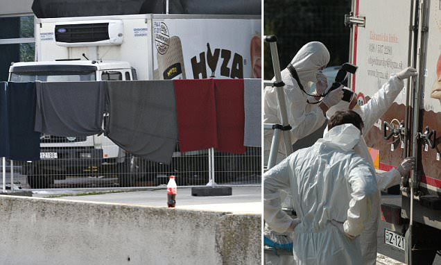 Migrant death toll in truck in Austria rises to 71
