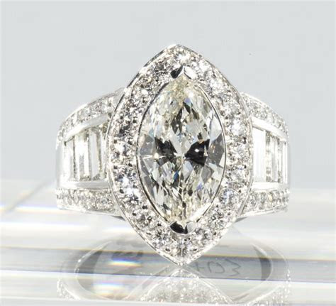 25  best ideas about Marquise diamond rings on Pinterest