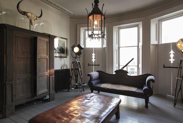 Alex MacArthur Interiors - Open House