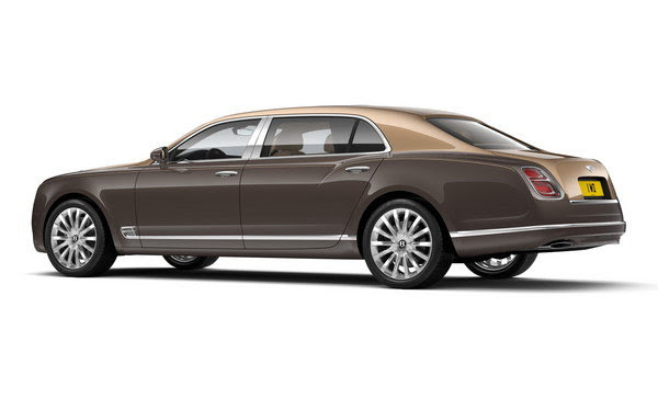2017 Bentley Mulsanne First Edition | car review @ Top Speed
