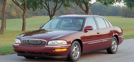 1997 Buick Park Avenue Review and Rating - Motor Trend