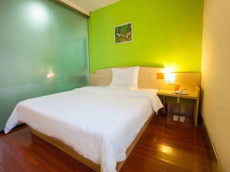 Review 7 Days Inn Beijing Wanfeng Road Qilizhuang Subway Station Branch