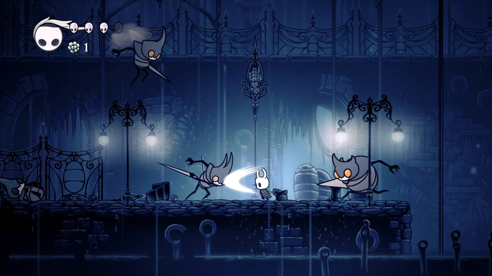 Hollow Knight's Hidden Dreams update is now set for August screenshot