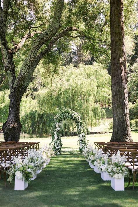 54 Beautiful Garden Wedding Design Ideas And Decor   Ideaboz