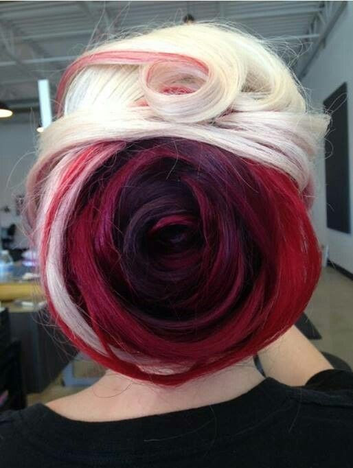 Rose Hairstyle Pictures, Photos, and Images for Facebook ...