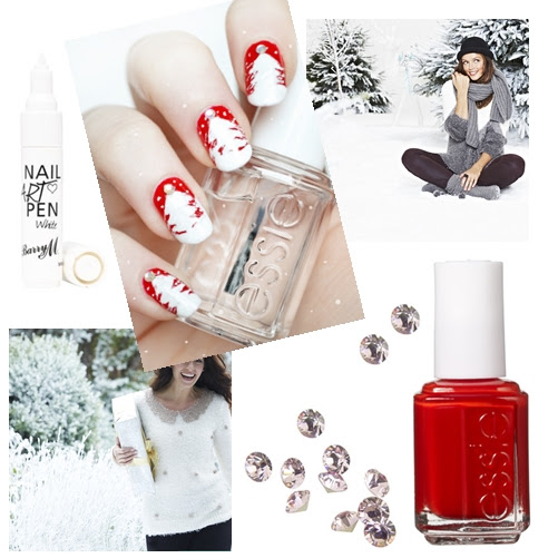Winter_Scene_Nail_Art