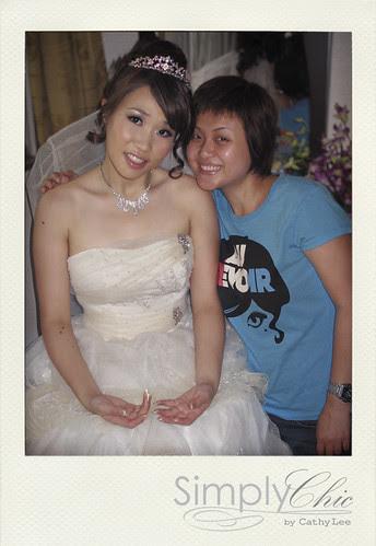 Nicole ~ Wedding Day