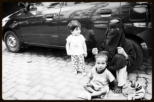 The Birth Of a Street Photographer Nerjis Shot By Marziya Shakir by firoze shakir photographerno1