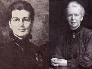 Annie Moberly y Eleanor Frances