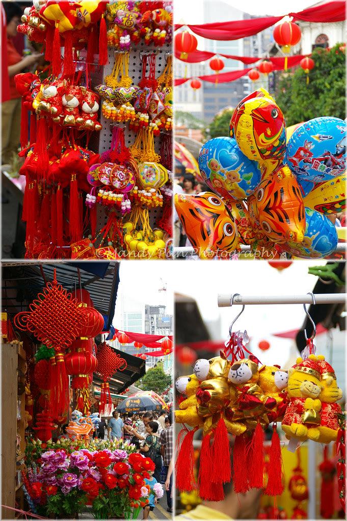 Walking around Chinatown