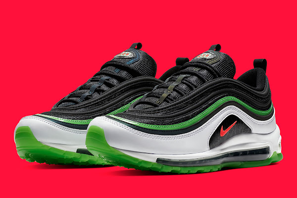 "684fb740e858 Nike Continues ""Home And Away"" Series With This Air Max 97 For Dallas"