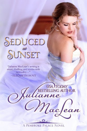 Seduced at Sunset (Pembroke Palace Series) by Julianne MacLean