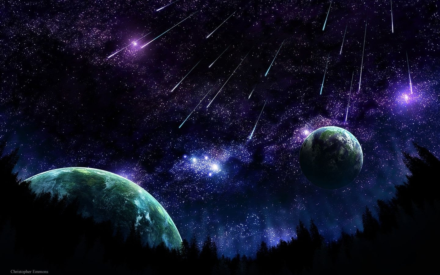 Outer Space Pictures As Wallpaper