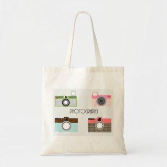 Camera Eco Bag bag
