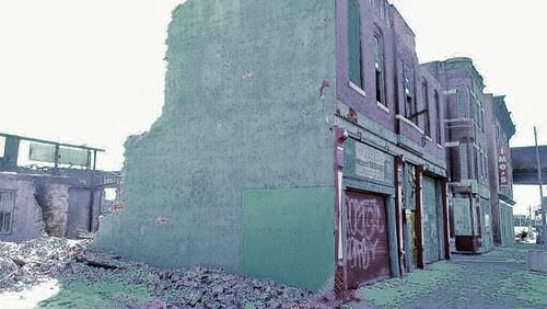 818 S. 4th demolition