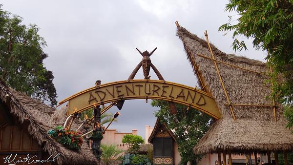 Disneyland Resort, Disneyland, Adventureland Christmas, Christmas Time