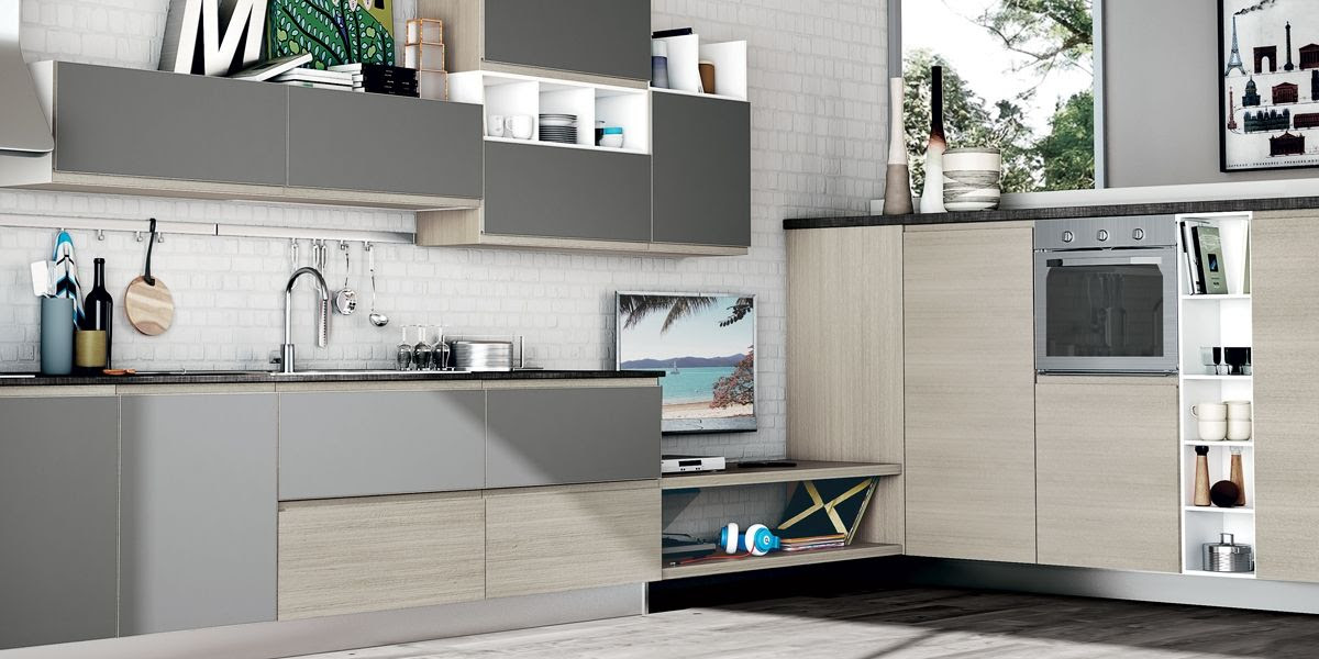Cucina Jey di CREO Kitchens