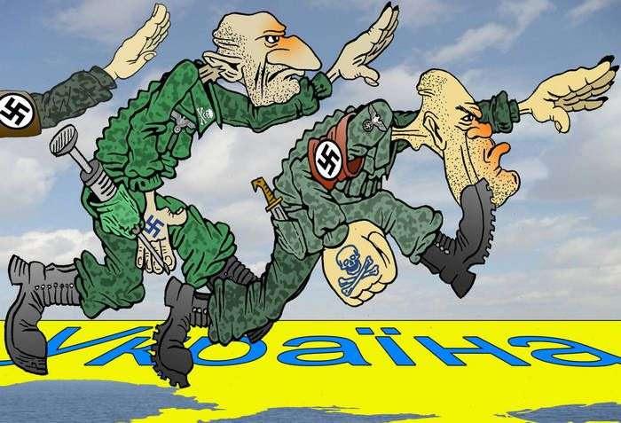 Паразиты недорого скупили наших соседей и сделали их врагами Руси