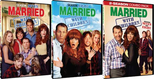 Married... with Children - Seasons Seven & Eight