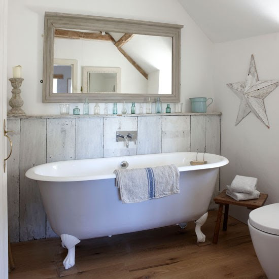 Bathroom | Cotswold Farmhouse | House tour | PHOTO GALLERY | country homes & interiors | Housetohome.co.uk