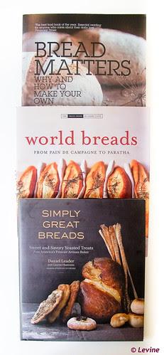 Nieuwe (broodbak)boeken