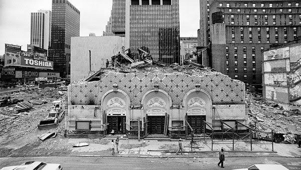 New Amsterdam Surviving Building