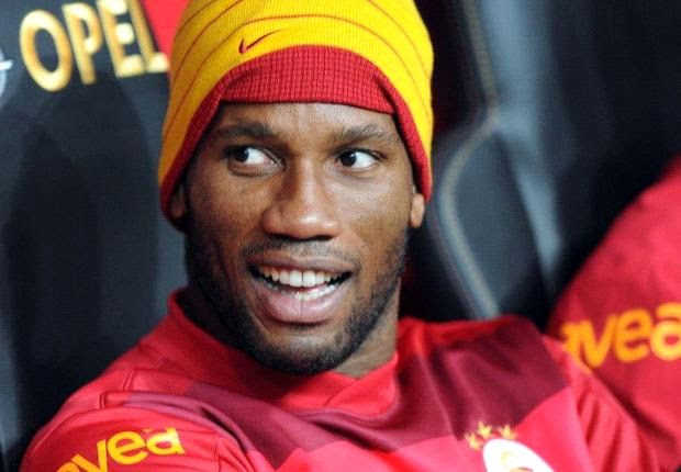 Drogba: 'I'm the luckiest man' in the Champions League