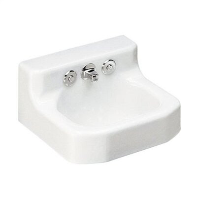 Wall Mounted Small Bathroom Sink Home Design And Decor