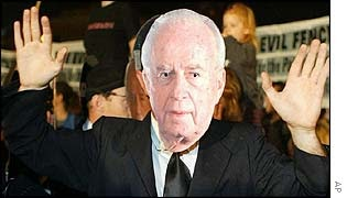 Halloween and the Yitzchak Rabin Memorials