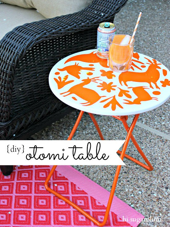 Hi Sugarplum DIY Otomi Table (12)