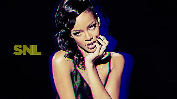 Saturday Night Live (November 2012), Rihanna