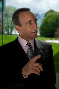 José Lopez, the Executive Vice President and Head of Global Operations for Nestlé S.A., is pictured. (Source: Nestlé S.A.)
