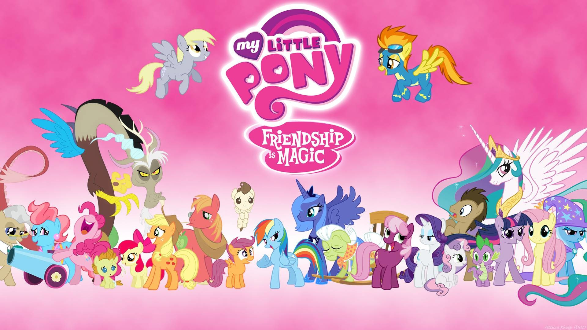 My Little Pony Wallpapers 83 Images