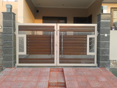 Iron Steel Gate Iron Gate Manufacturer From Jalandhar