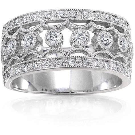 wide band diamond wedding rings for women   women?s