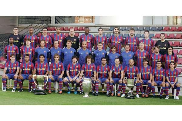 Barcelona Campeão