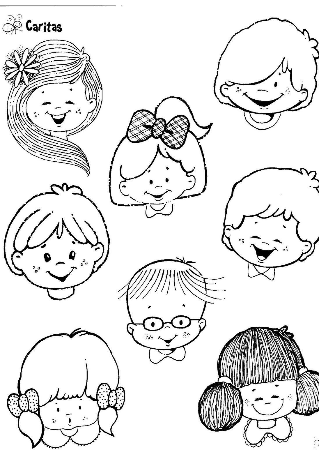 Imagenes De Monitos Para Pintar Dibujos Para Colorear Online