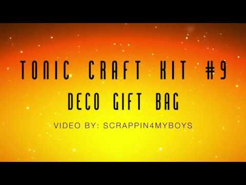 Tonic Studios Craft Kit #9 Unboxing