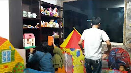 Ruang Bermain Anak di Rumah Singgah Syariah BFLF