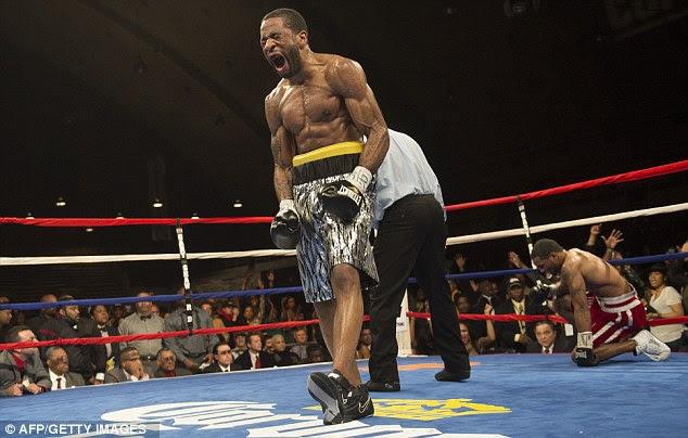 Lamont Peterson boxer