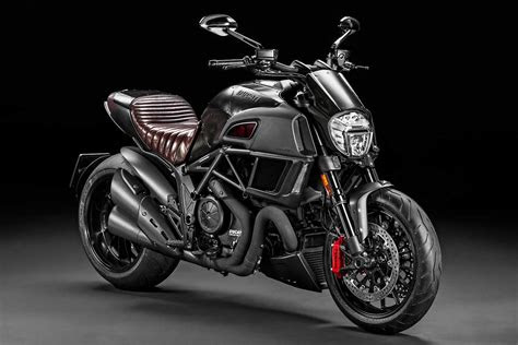 deliveries   ducati diavel diesel start  india