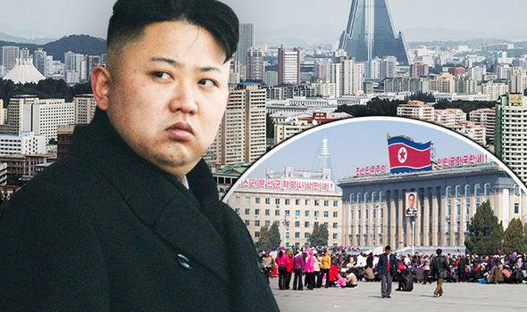 Resultado de imagem para Coreia do Norte e kim jon gun