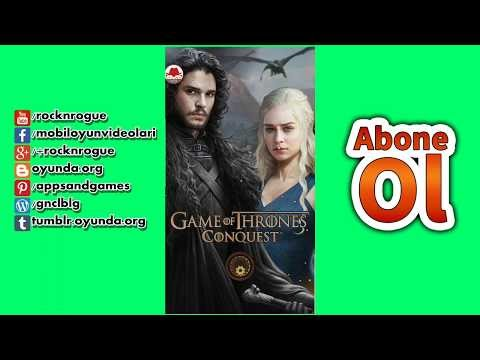 Game of Thrones : Conquest Android Strateji Oyunu Tanıtım